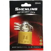 Candado Shenling 32mm Slt-232 (imp)