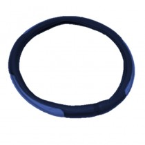 Cubrevolante Con Reflectivo Azul (imp)