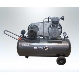 Compresor 100l 1 1/2 Hp Cavet