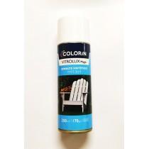 Colorin- Pintura Aer.vitrolux Bco.mate X250cc.