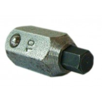 Punta Hexagonal 10mm