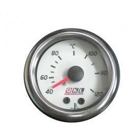 Medidor Temperatura Qkl 52mm Af21 P/b