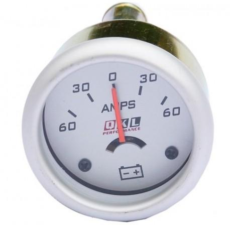 Medidor Amperimetro Qkl 52mm Af23 (b/c)