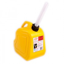 Bidon Gas Oil Soch A 25lts.  Amarillo (sb25d)
