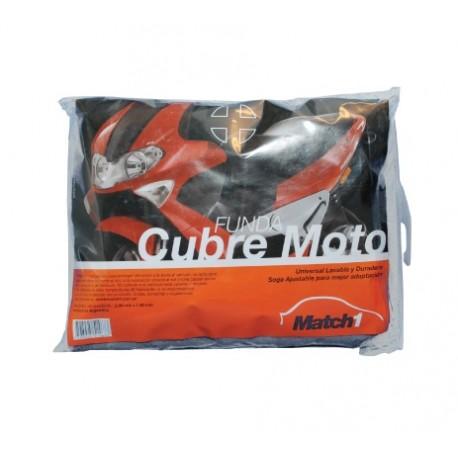 Cubre Moto Plastico Universal 1538